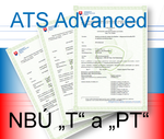 ATS Advanced NBÚ certifikát