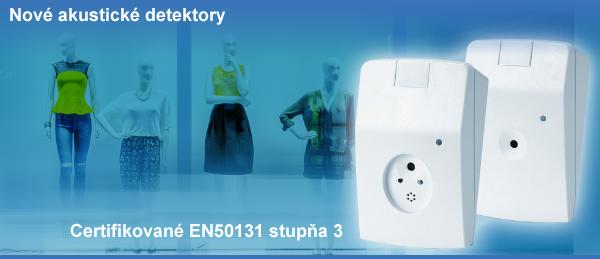 GS960 - nová séria detektorov